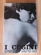 CLAUDE CHABROL - I CUGINI - GERARD BLAIN , JULIETTE MAYNIEL LES COUSINS