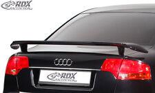 RDX Heckspoiler AUDI A4 8E B7 Limousine Heckflügel Heck Spoiler Flügel Hinten