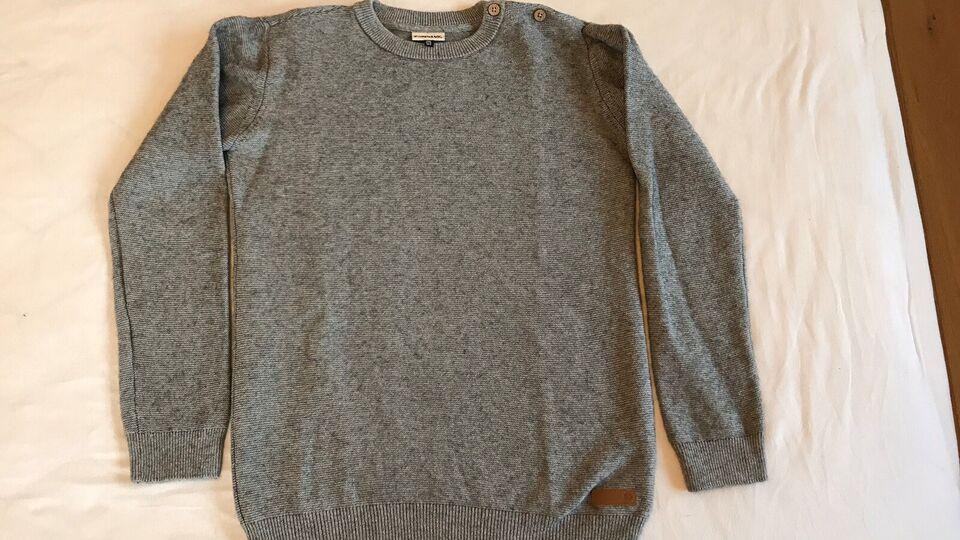 Sweater, Bommuldstrøje, POMPdeLUX