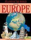 Atlas of Europe by Joshua S Comire 9781435891142 Paperback 2010