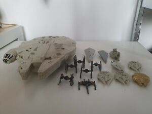 2015-Hasbro-Star-Wars-Millenium-Falcon-Micro-Machines-Comes-With-Original-Ships