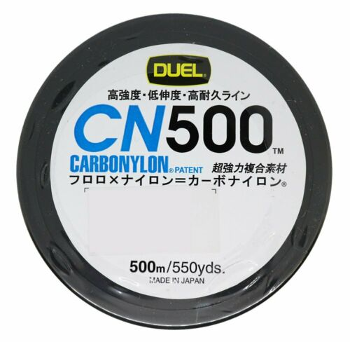 JAPAN DUEL Carbo nylon line CN500 500m FREE Shipping