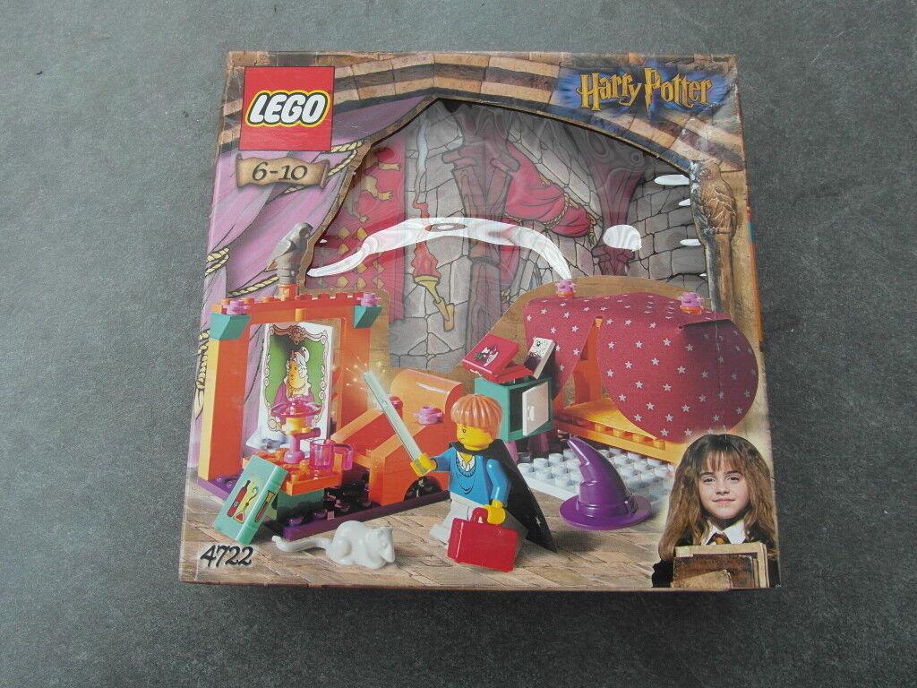 Lego 4722 harry potter OVP sin abrir nuevo Nuevo Nuevo