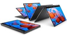 DELL XPS 13 9365 2-In-1 i5-7Y54 128GB SSD 1080p TOUCH Scrn WEBCAM WIN 10
