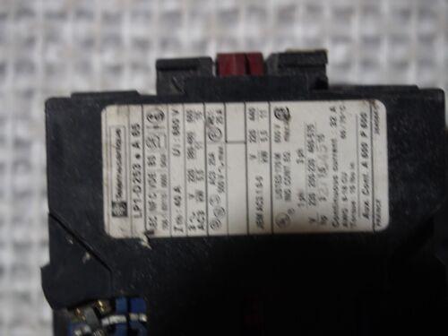 RELAY RELAIS TELEMECANIQUE LP1 D253 24VDC