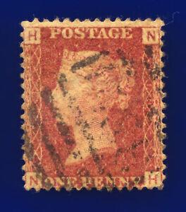 1866-SG43-1d-Red-Plate-103-NH-Harlow-337-Pert-Perfs-Good-Used-cibi