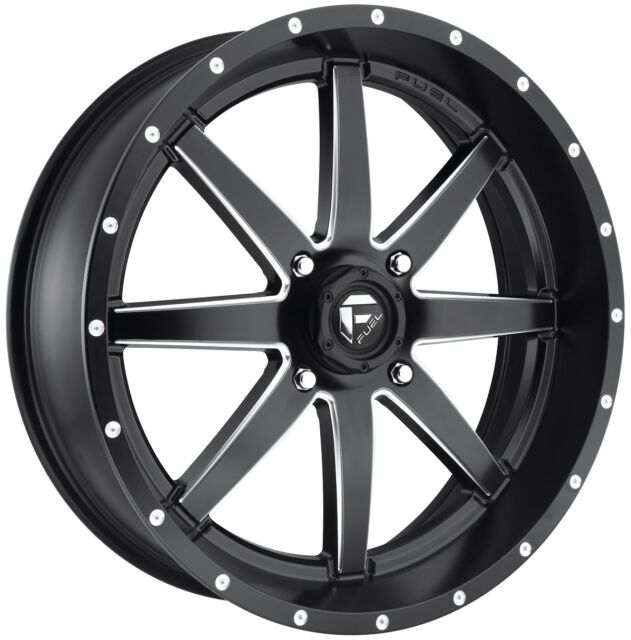 Fuel Maverick Black 22 Wheels 37x8 3 Bkt 171 Tires Polaris Rzr 1000