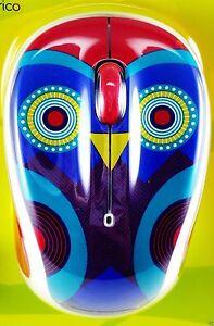 Logitech-Olivia-Owl-Wireless-Mouse-Travel-Laptop-M325c-USB-Long-Battery-Life