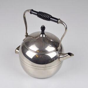 WMF (G) Straußenmarke - alter elektrischer Wasserkessel - Wasserkocher - 1 Liter