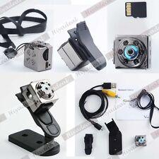 VQ9 HD 1080P Mini Sport DV Covert Spy TV-OUT Camera Portable IR Night Vision DVR