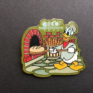 WDW-Epcot-International-Food-amp-Wine-Festival-2004-Donald-Duck-Disney-Pin-34140