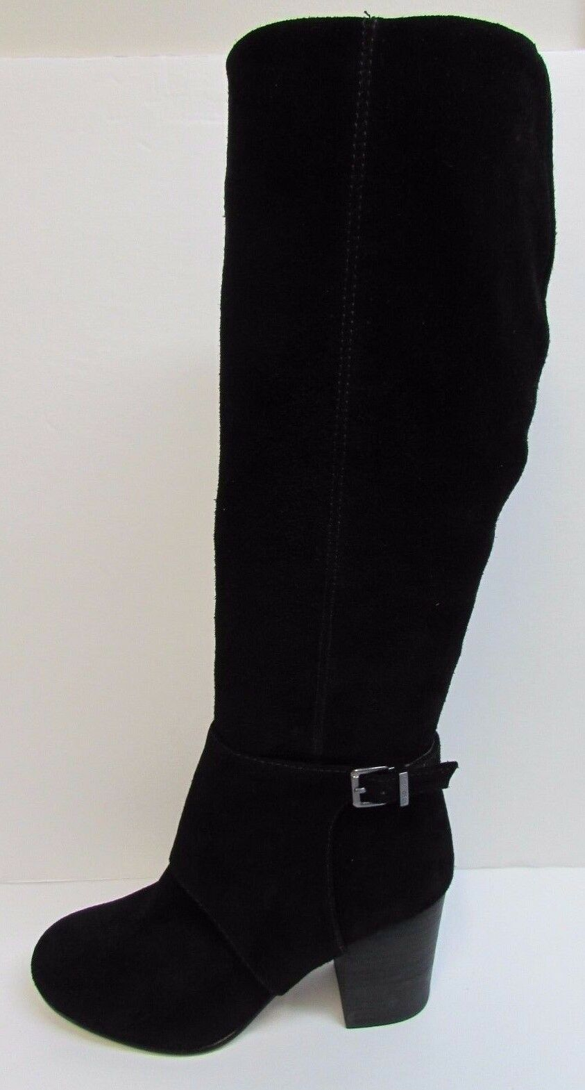 BCBGeneration Size 7.5 M Black Leather  Boots  New Womens Shoes