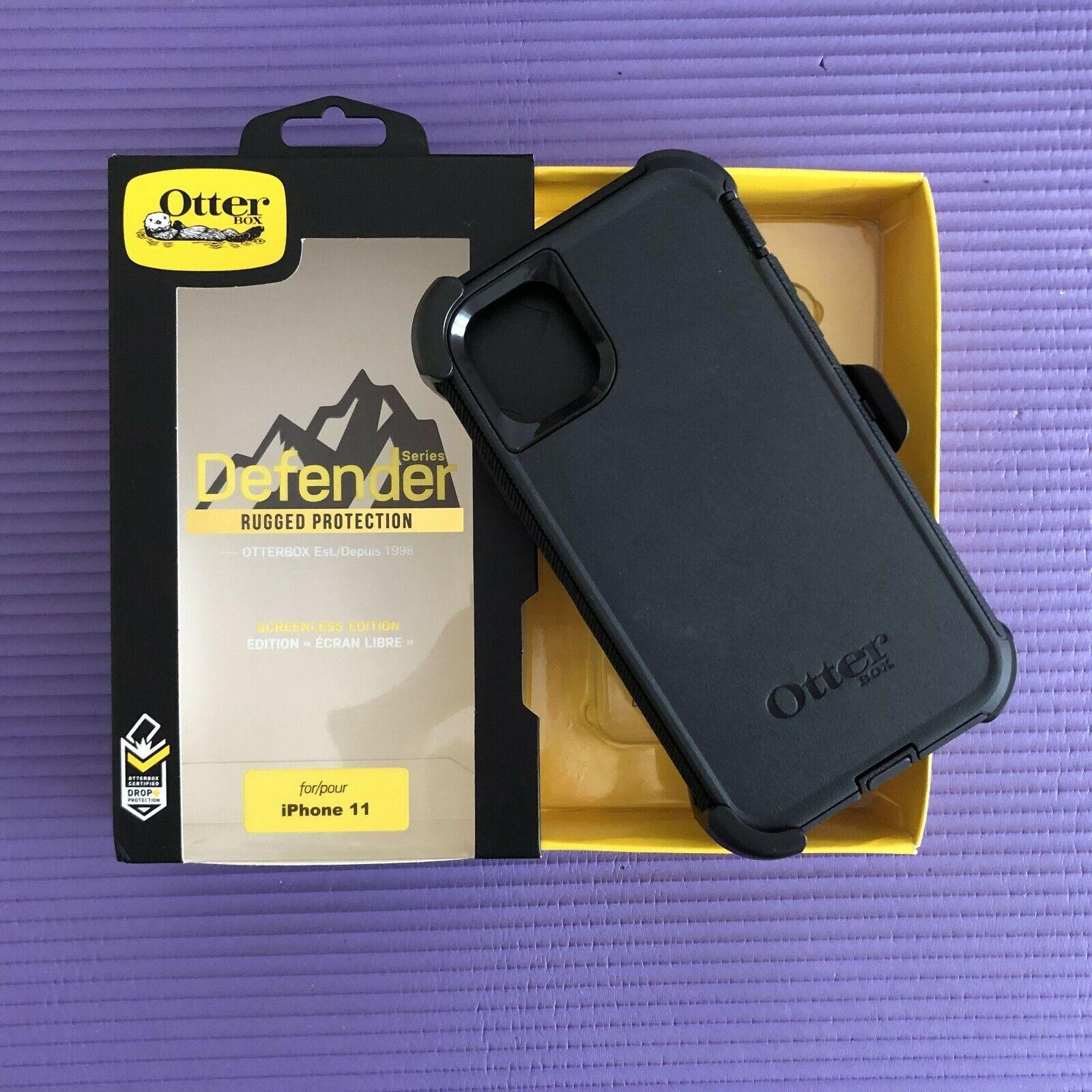 Otterbox Defender & Apple iPhone 11 New