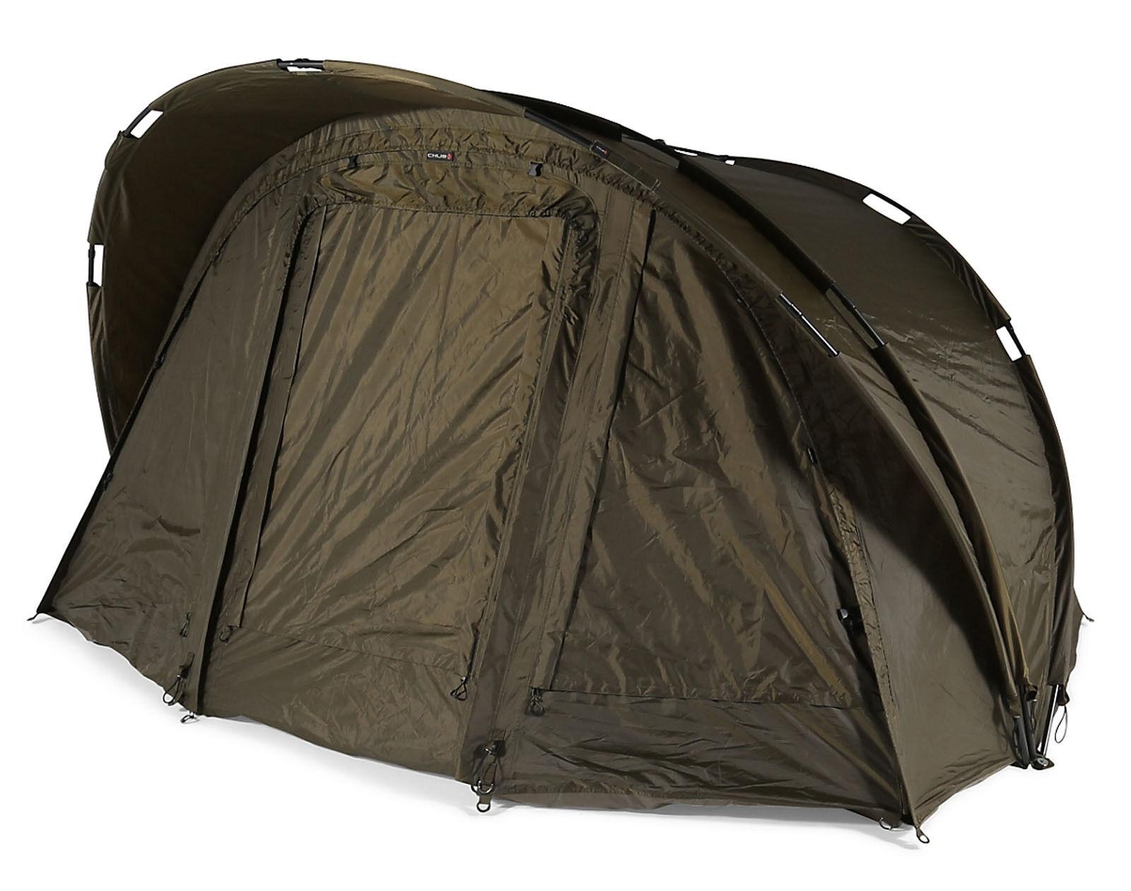 New 2018 Chub 1 & 2 Man All Weather Outkast Bivvy Carp Coarse Fishing Shelter