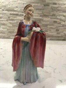 Vintage-Royal-Doulton-034-Olivia-034-HN-1995-Gorgeous