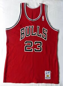 new product 0dd8b 8ec86 Details about Chicago Bulls jersey::Michael Jordan::23::Red  vest::ORIGINAL::1989