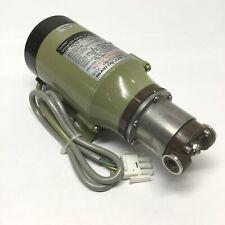 Iwaki Mdg R2rvb230 Magnetic Drive Gear Pump 21lpm 230vac 03mpa 18 Npt