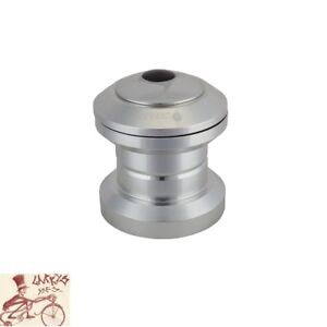 "ORIGIN8 PRO SILVER 1-1/8"" THREADLESS BICYCLE HEADSET"