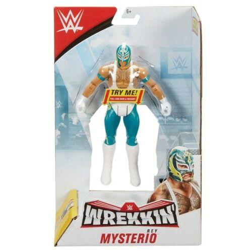 "WWE Rey Mysterio wrekkin /""Figure Avec Entrée Escalier Brand New *"