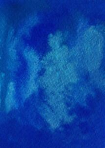 BLUE-ANGEL-ABSTRACT-Original-Gouache-ACEO-Painting-3-5x-2-5-Julia-Garcia-NEW