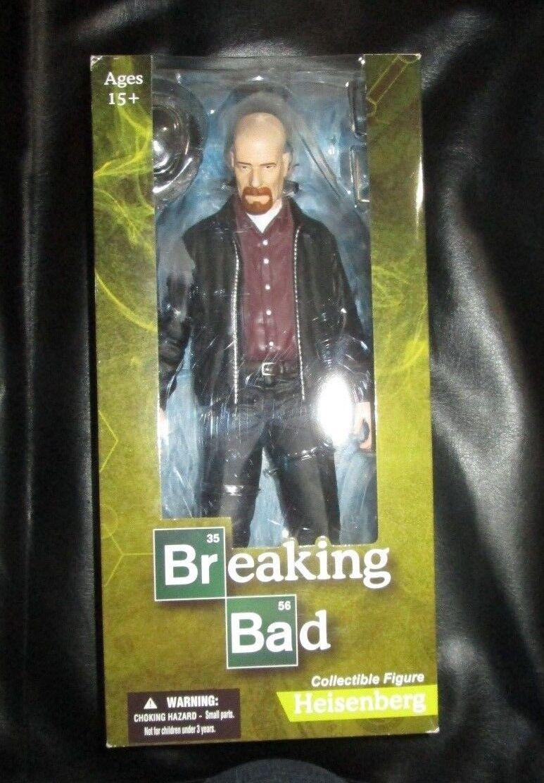 Breaking Bad Walter White as HEISENBERG 12  Figure Mezco  (Free S H in USA)