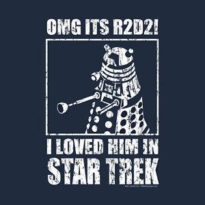 9ab89ddfa42 T-shirt Men s OMG Loved Him Science Fiction Series OffWorld Designs ...