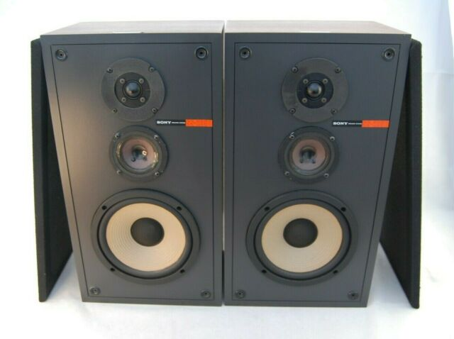 kef c series c40 speakers