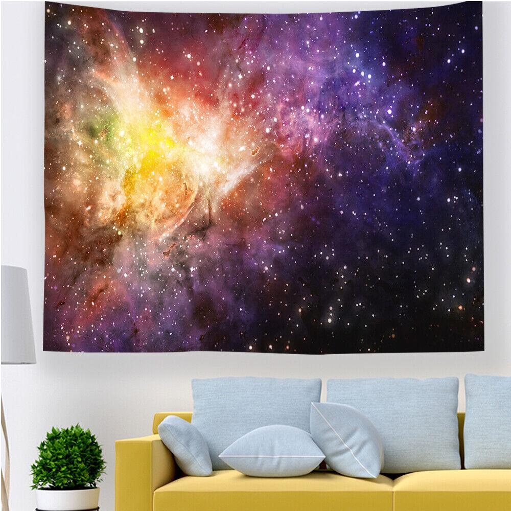 3D Sternenhimmel M1091 Tapisserie Hängendes Tuch Hängen Wallpaper Wandbild Amy