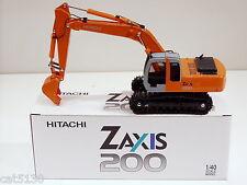 Hitachi Zaxis 200 Excavator - 1/40 - Shinsei - China - MIB