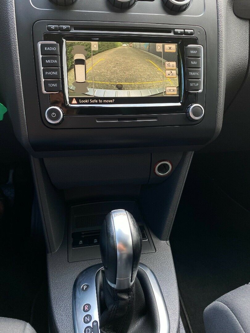 VW Touran TDi 105 Comfortline DSG BMT