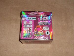 Dolls L O L Surprise Furniture Bedroom With Neon Q T 10 Surprises Toys Games
