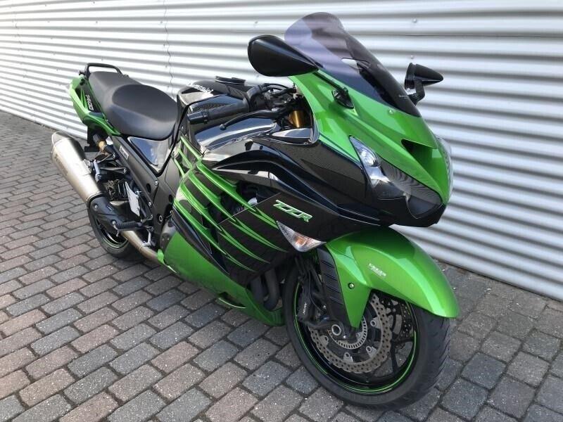 Kawasaki, ZZR 1400, ccm 1441