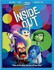 Disney Pixar Inside out (region 1 DVD Disc Only )