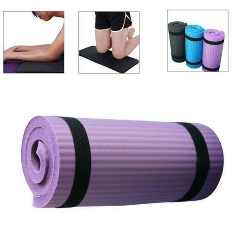 Durable Portable Solid Non-Slip Soft Fitness Yoga Mat 0085