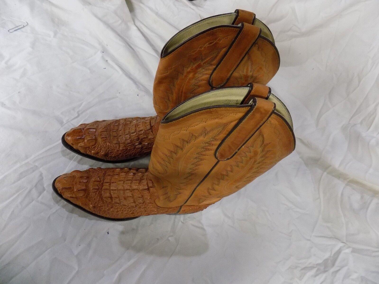 DAN POST bottes homme CPP345 Imprimé Cayhomme cigare Couleur Western Cowboy bottes 8 D