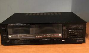 Kenwood-Kx66cw-Reproductor-De-Cassette