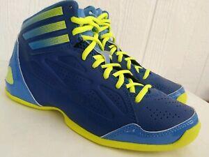 adidas neon basketball scarpe