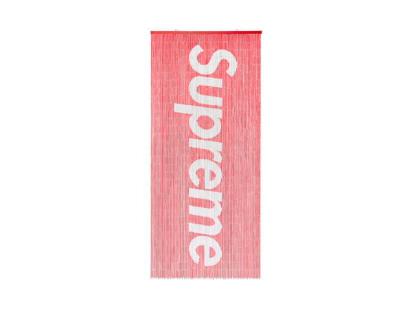 Supreme Bamboo Beaded Curtain (Week 11 SS17) For Sale Online | EBay