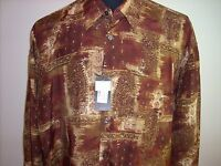 Casual Shirt - Made In Italy - - X-large - Mens Clothing-casual Shirts
