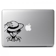 One Piece Monkey D. Luffy Stare for Macbook Air Pro Laptop Car Decal Sticker