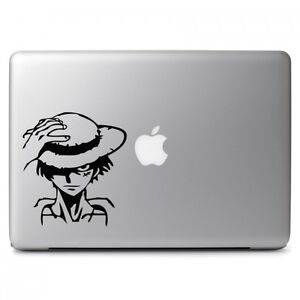One-Piece-Monkey-D-Luffy-Stare-for-Macbook-Air-Pro-Laptop-Car-Decal-Sticker