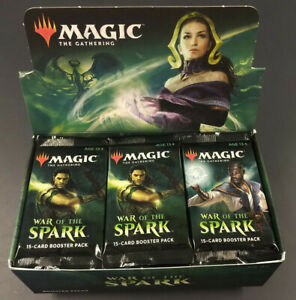 MTG-Magic-the-Gathering-War-Of-The-Spark-Booster-Pack-Free-Shipping-in-Canada