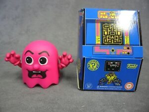 Funko-Mystery-Minis-NEW-Ms-Pac-Man-Ghost-Pink-Retro-Video-Games-Vinyl-Figure