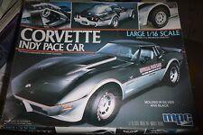 MPC 1978 CORVETTE INDY PACE CAR 1/16 Model Car Mountain KIT 1-3073 #1