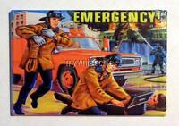 Vintage Tv Show Emergency Lunchbox 2 X 3 Fridge Magnet