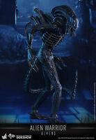 Hot Toys Aliens Alien Warrior 13.5 1/6 Scale Figure Sideshow Ripley Xenomorph