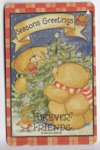 Bd Comics Telecarte / Phonecard .. Singapour 5$ Gpt Ours Bear Forever Friends S4klqrn2-07234613-479915700