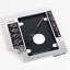 9-5-mm-2nd-SATA-SSD-HD-Hard-drive-Optical-Caddy-For-Lenovo-ideapad-320-330-520 thumbnail 6