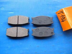 Plaquettes-de-freins-avant-Jadet-pour-Mazda-323-FF-1000-1300-1500