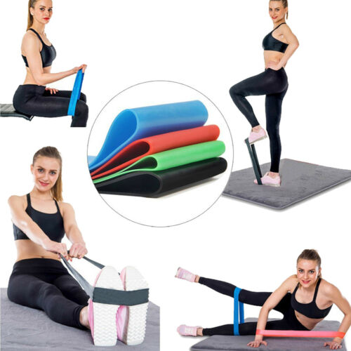 Extra Wide Mini Resistance LoopsSports Resistance Bandsfor Weight Loss